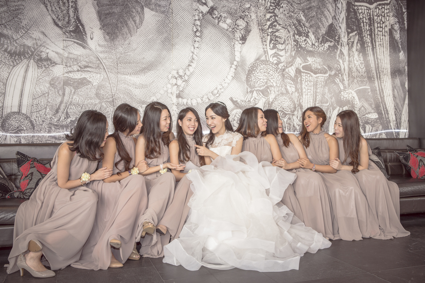 KnW IMAGE AND PHOTODESIGN Big Day 婚攝 @ 婚享會 Bespoke Wedding