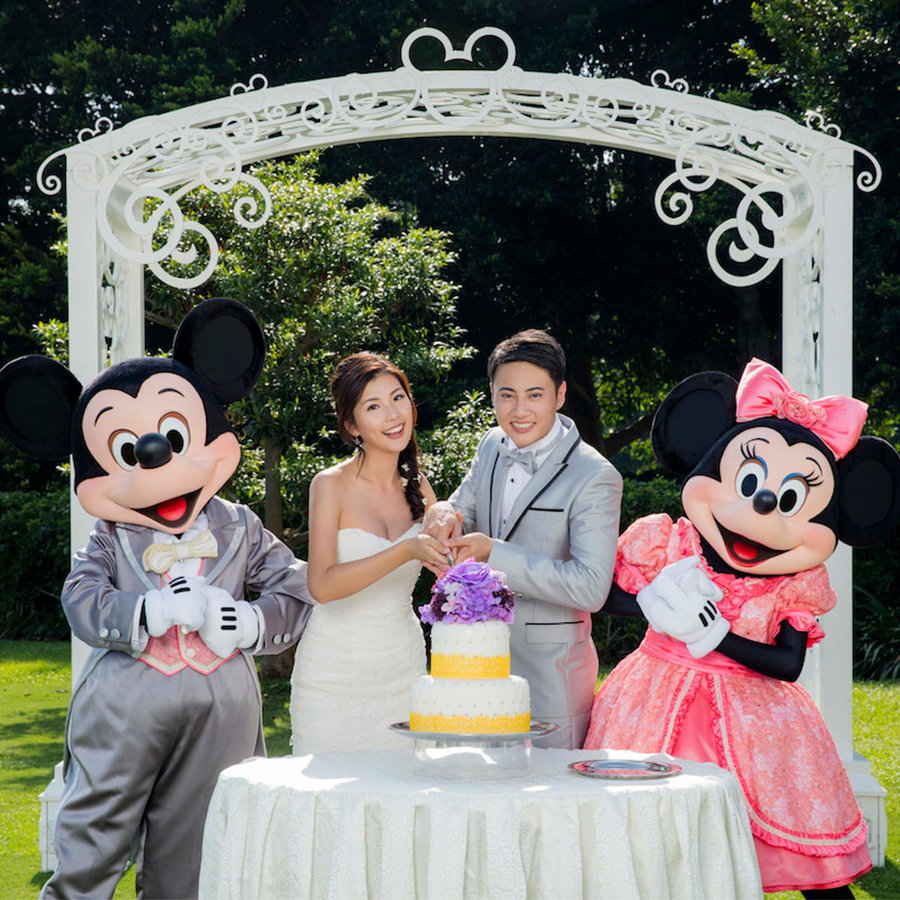 disney wedding @Bespoke Wedding