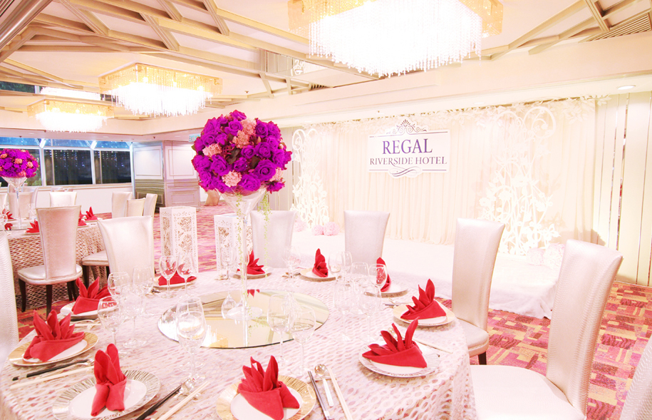麗豪酒店 Regal Riverside Hotel