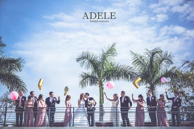 ADELE Bridal Couture @ Bespoke Wedding