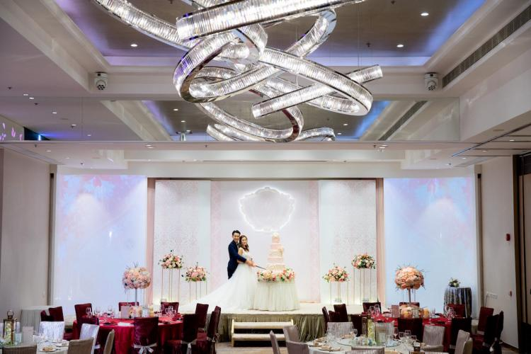 天澄閣 Crystal Harbour 婚宴擺酒 @ 婚享會 Bespoke Wedding