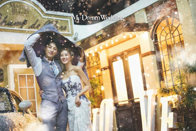 My Dream Wedding Pre Wedding 海外婚攝 @ 婚享會 Bespoke Wedding
