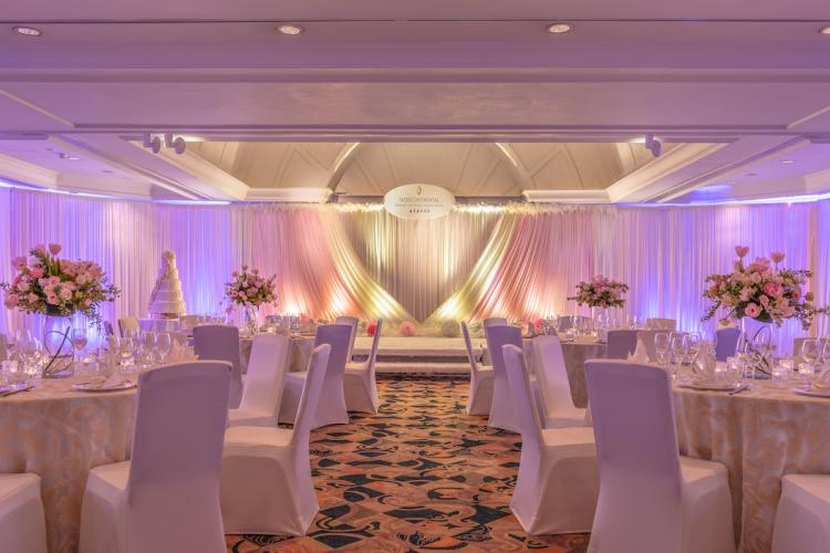 海景嘉福洲際酒店 InterContinental Grand Stanford Hong Kong 婚宴 擺酒 @ 婚享會 Bespoke Wedding