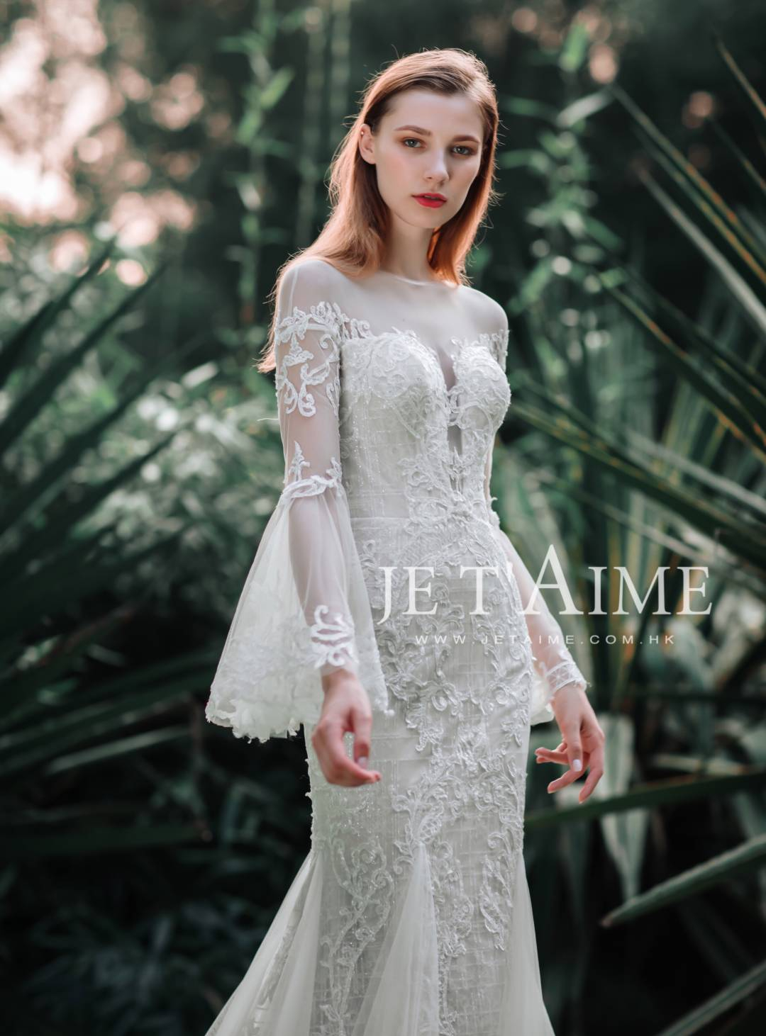 Bespoke Wedding x Je T'aime Beaucoup